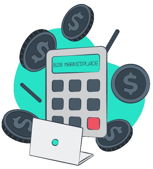 Calculadora de preços para e-commerce